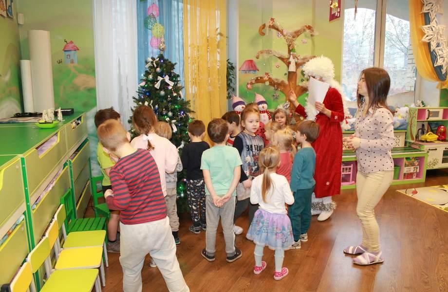 Детский сад в василеостровском районе СПб/ 10 лет успешной работы