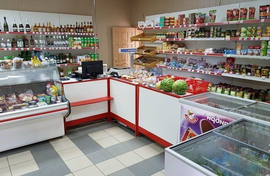 Продуктовый магазин в густонаселенном районе/прибыль 240000