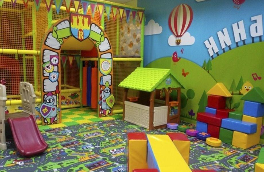 Детский центр, готовый к запуску