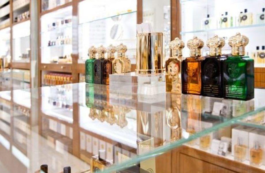 Новый магазин парфюма и табака