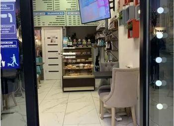 Кофейня в удобном и проходном месте