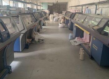 Производство цеха вязанной одежды