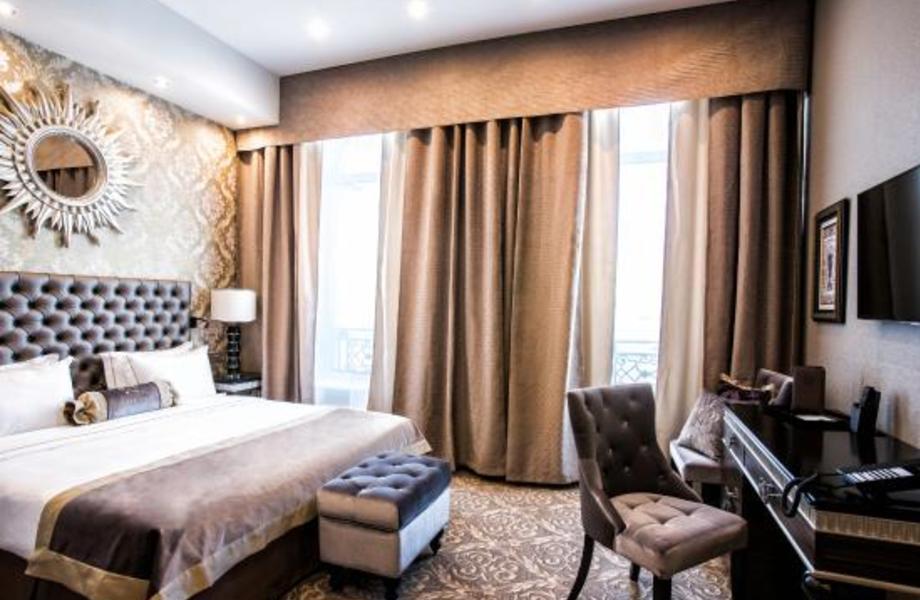 Дизайнерский мини-отель на 10 номеров