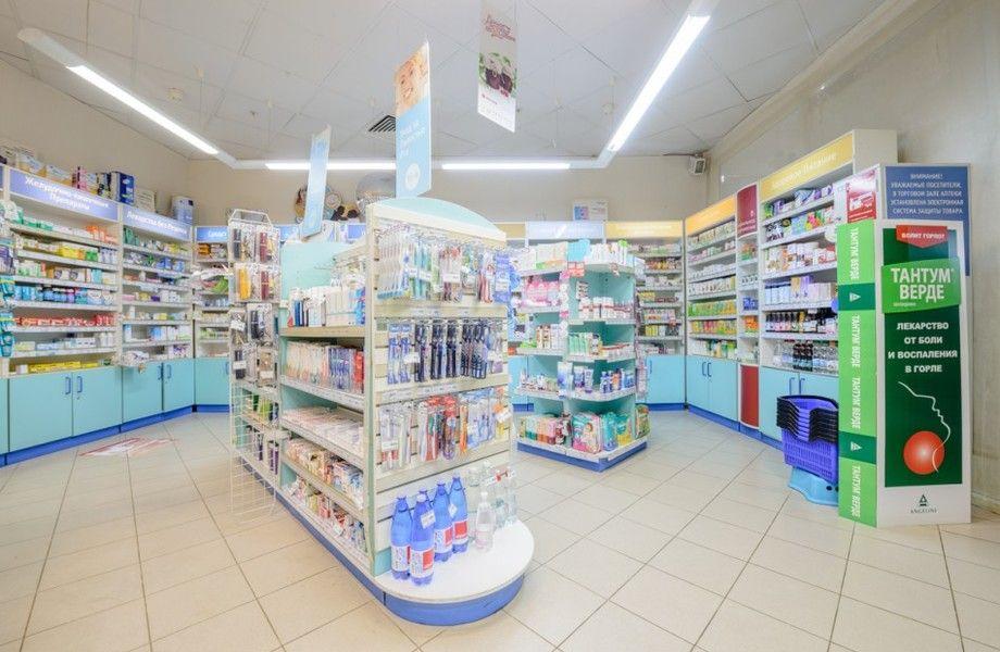 Крупная аптека 10 лет на рынке