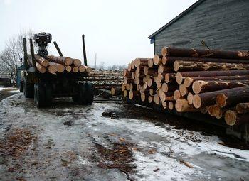 Деревообрабатывающее предприятие в  Лен.области в собственность.