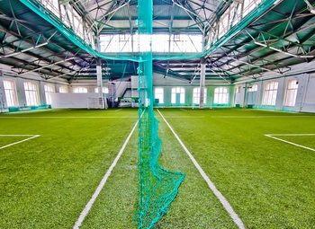 Действующий Футбольный центр в Петроградском районе
