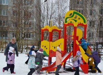 Детский сад в спальном районе с отсутствием конкуренции