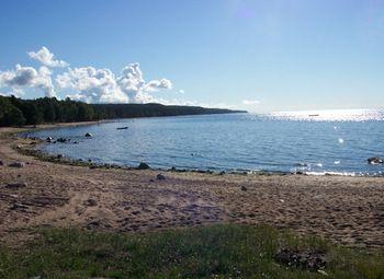 Участок на берегу Финского залива 450 соток