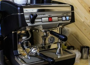 Доходная кофейня в доме культуры