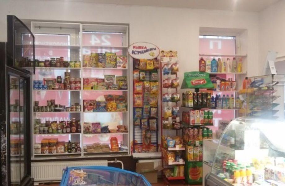 Перспективный продуктовый магазин