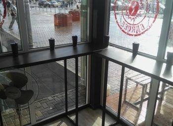 Кофейня  в стиле LOFT  у крупного ТРЦ