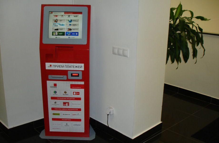 Прибыльная сеть платежных терминалов