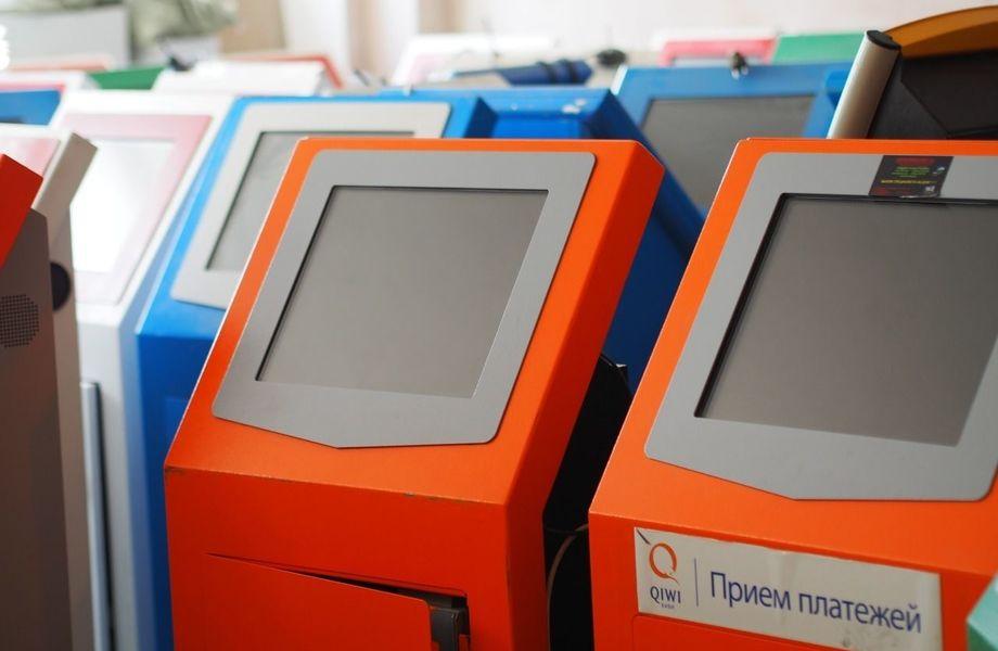 Работающая сеть платежных терминалов 150 шт