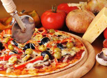 Выгодная пиццерия в центре