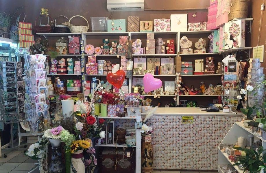 Цветочный магазин у метро по цене активов