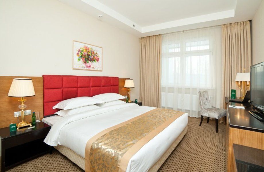 Новый Бизнес Отель 4* в Москве